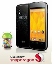 LG Google Nexus 4 Quad-core 1.5 GHz