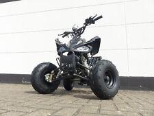125ccm Quad ATV Dirtbike Pitbike 4 Takt Motor  Quad ATV 7 Zoll RV-Racing Schwarz