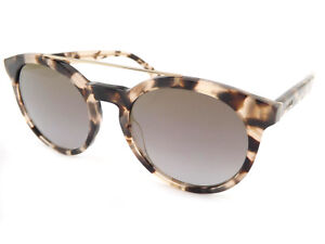 cfa76a08cf5 Image is loading LACOSTE-Womens-Sunglasses-Rose-Havana-Light-Gold-Mirror-