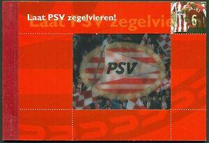 NEDERLAND-PRESTIGEBOEKJE-PP3-LAAT-PSV-ZEGELVIEREN