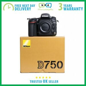 New-Nikon-D750-24-3MP-DSLR-Camera-Body-Multiple-Languages-3-Year-Warranty