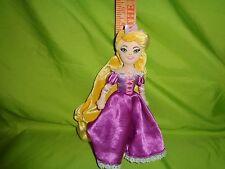 Disney Store Tangled Rapunzel Princess Doll  Stuffed Plush Toy
