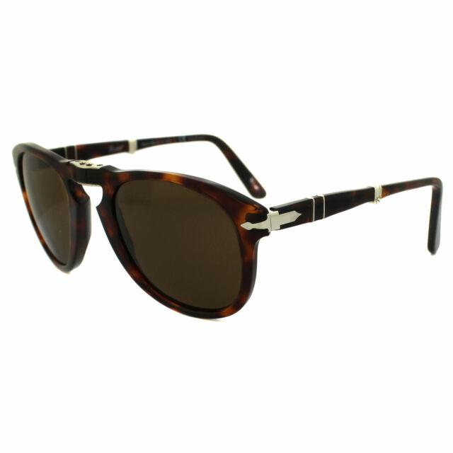 a6827bdd5c Persol Sunglasses 0714 24/57 Havana Brown Polarized Folding Steve McQueen  52mm
