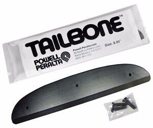Powell-Peralta-TAIL-BONE-8-034-REISSUE-Skateboard-Guard-BLACK