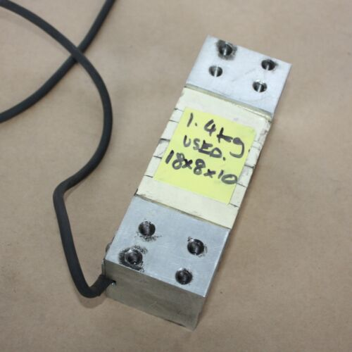 Load cell MINEBEA CO LTD Transducer C2L1250K 2.452kN 250 kg 500 lb Sensor