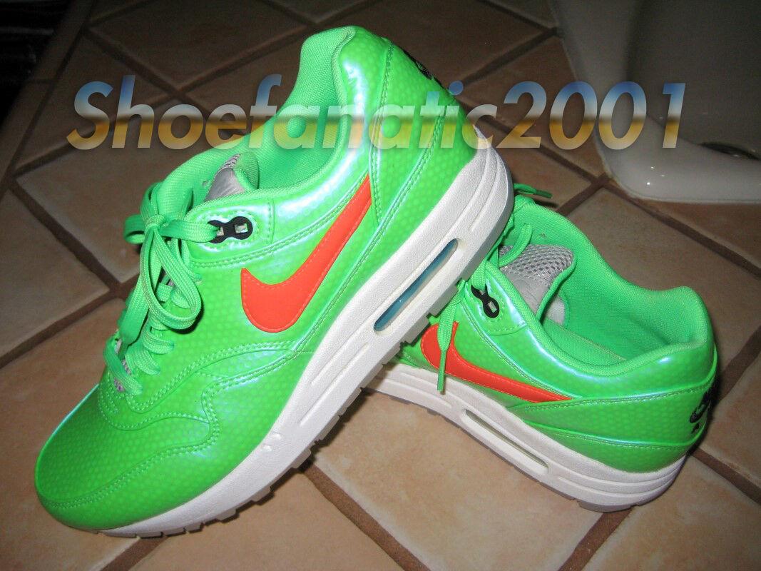 Nike air max 1 fb premio quickstrike polarizzati blue supreme retrò grinch