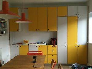 Baltic Birch Plywood Formica Kitchen Doors For Ikea Units Also Bespoke Sizes Ebay