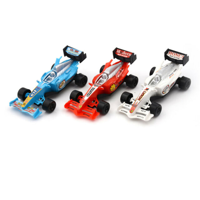 New Racing Models Automatic Shows F1 Equation Racing car pull back Toys VH