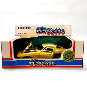 Vintage-1985-ERTL-Turbo-Formula-Firebird-Die-Cast-Metal-Replica-1-25-New-in-Box