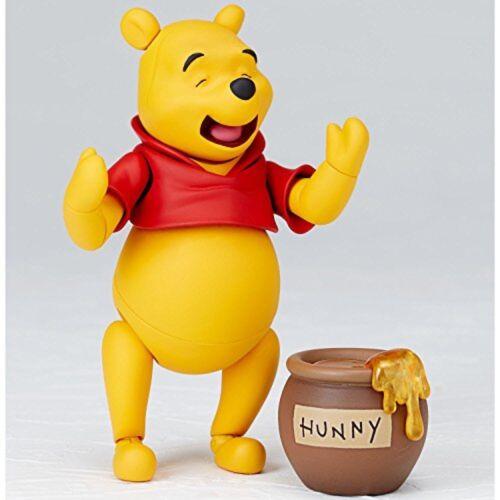 Figure complex Movie Ribo Kuma no PU San Winnie the Pooh About 95mm from JAPAN