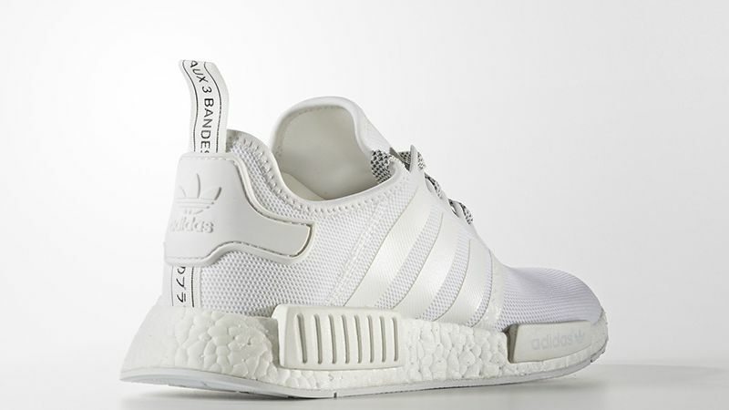 ADIDAS NMD REFLECTIVE R1 RUNNER TRIPLE ALL REFLECTIVE NMD Blanco 3M Talla 6 7 8 9 10 11 12 NEW 6eb74b