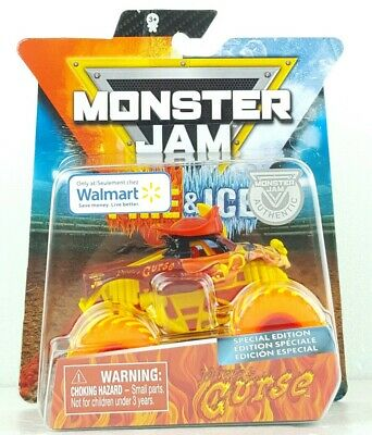 Monster Jam Special Edition Fire & Ice Pirate's Curse Walmart Exclusive New  2019 778988562383 | eBay
