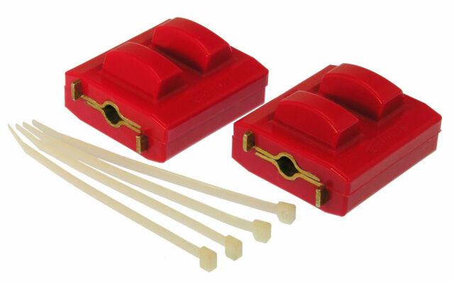 Prothane 7-507 Red Motor Mount Kit