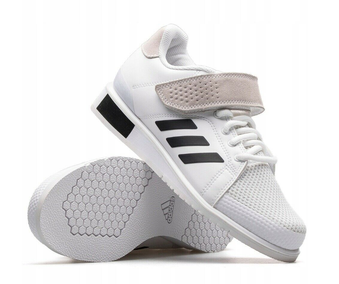 Adidas Power Perfect 3 BD7158 Zapatos de levantamiento de pesas para hombre