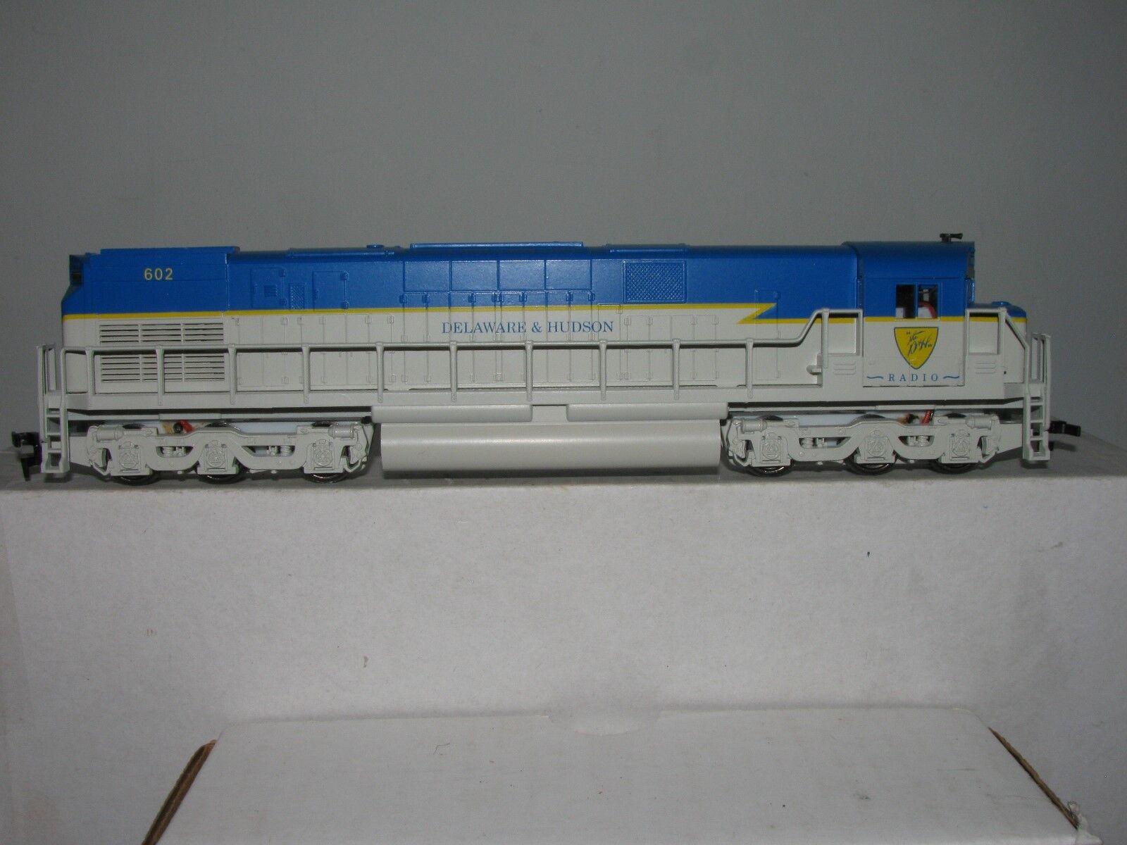 IHC  HO scale 23252 ALCO C-628 Delaware & Hudson 602