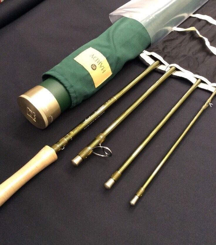 Hardy Marksman 2 T series 16ft pc Double Handed Fly Rod