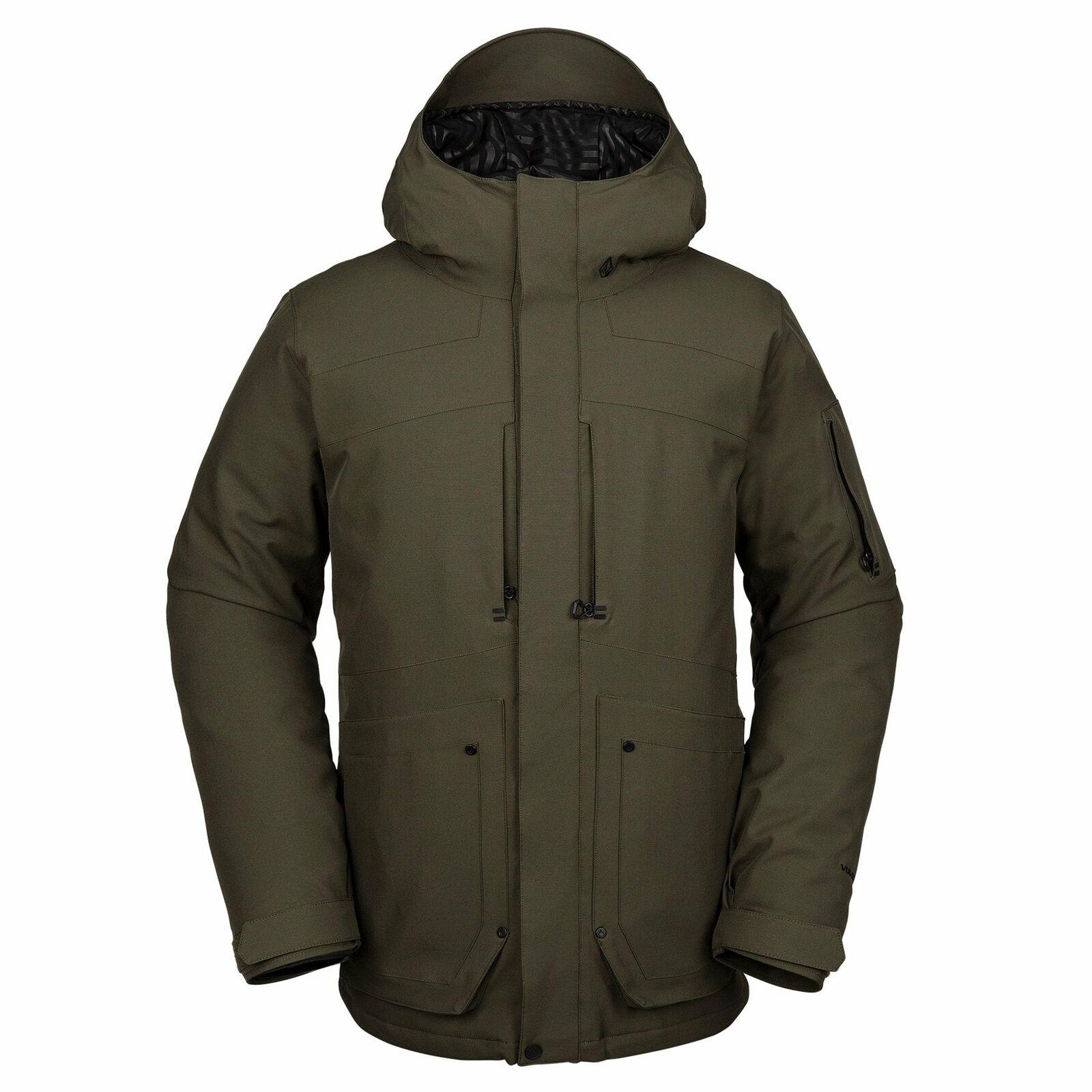 Volcom Scortch Insulated Jacket - Forest