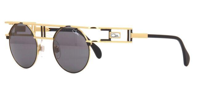 4b95c0809f2 New CAZAL VINTAGE 958 GOLD GREY Gold Black Grey (302) Sunglasses