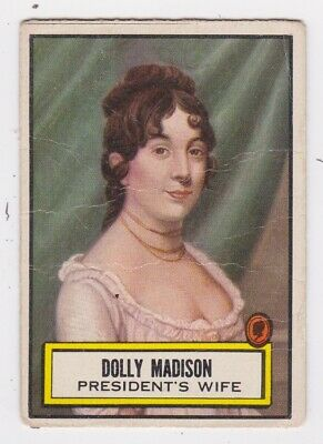 Dolly madison list