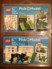 LEGO 3850010 Pick-A-Model Butterfly~100/% Complete~ORIGINAL instructions