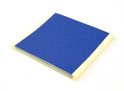 HIPS pack of 10 uk ABS 3D Printer blue Painters Tape 200x200 sheets for PLA