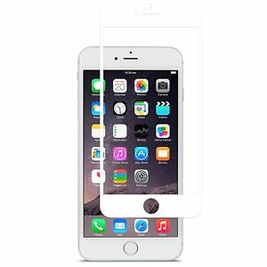 Moshi iVisor Glass Advance Screen Protector Apple iPhone 6+, 6S Plus Black/White
