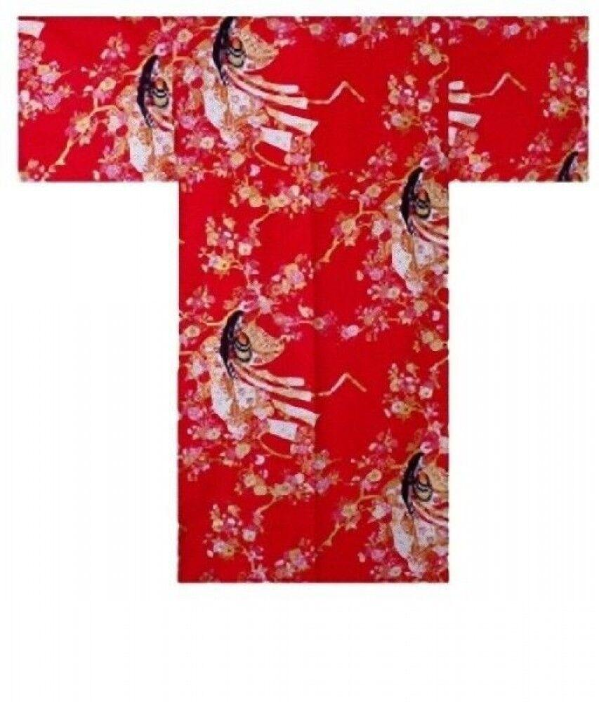 Ladies HAPPI Coat  cherry princess  Matsuri Festival Authentic JAPAN SHL983