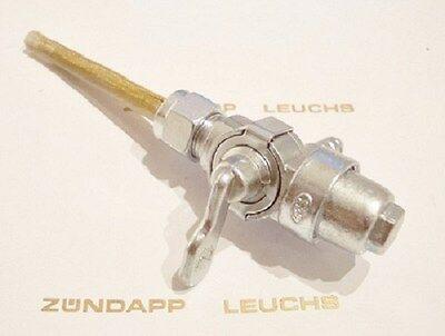 Zündapp Benzinhahn M12 mit Metallbecher 428-20.711 Neu GTS 50 KS CS 25 448 ZD ZX