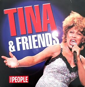Compilation-CD-Tina-amp-Friends-Promo-England-EX-M