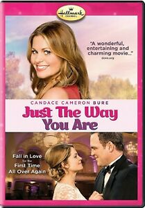 Details about DVD Hallmark Channel: Just the Way You Are NEW Candace  Cameron Bure