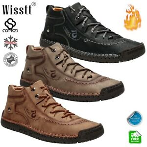men's desert boots suede casual oxford walking chukka