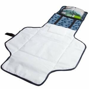 Baby-Diaper-Changing-Pad-Zip-Pocket-and-Head-Rest-Portable-Waterproof