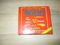 Die Welt Des Musicals  3 CD Box West Side Story Kiss Me Kate Can-Can NEU OVP