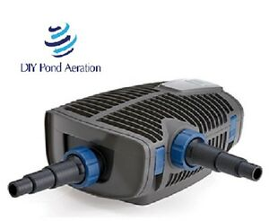 Oase Aquamax Eco Premium 3000 Gph Pond Amp Waterfall Pump Ebay