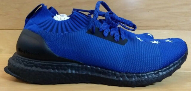 quite nice 7919c 07a8e adidas Ultraboost Etudes Size 7.5 Bold Blue Collegiate Royal Dark Shoe  D97732