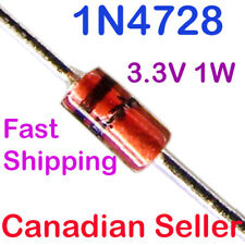 5W 10v Zener Diode from USA /' 1N5347B 5 pcs