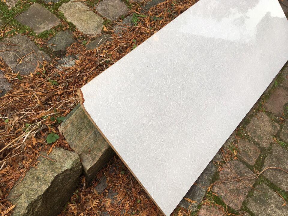 Bordplade, 60'er melamin bordplade