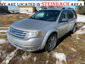 2009 Ford Taurus-X  Limited AWD SUV / Crossover Freestyle