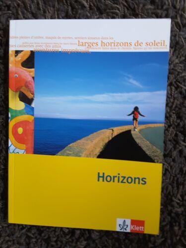 1 von 1 - Horizons - Oberstufe / Schülerbuch - nagelneu