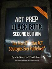 Mike barrett sat black book