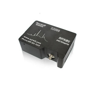Details about New S3000UV,NIR Spectrometer with USB power line