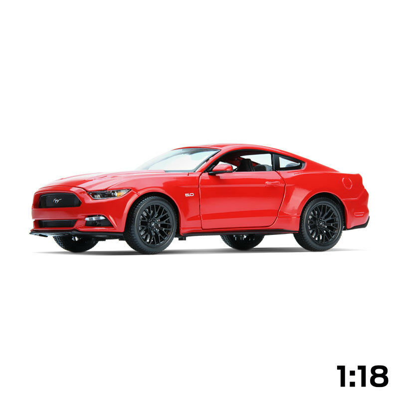 MAISTO 2015 Rouge FORD MUSTANG 1 18 Special Edition NEUF