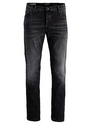 Jack And Jones Jeans Stonewash Blue slim fit designer JJITIM JJORIGINAL AM 815