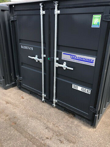 Container  6,  8  og 10 fods  skibscontainer  n...