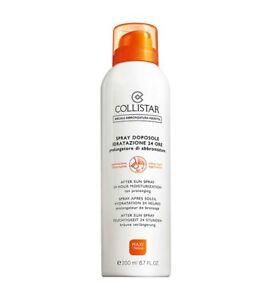 COLLISTAR-Spray-Doposole-Maxi-Idratazione-24-ore-200ml-abbronzante-solari-NUOVO