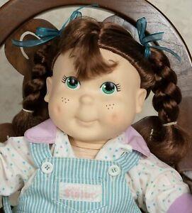 Hasbro Kid Sister Doll ~ My Buddy Companion ~ 1986