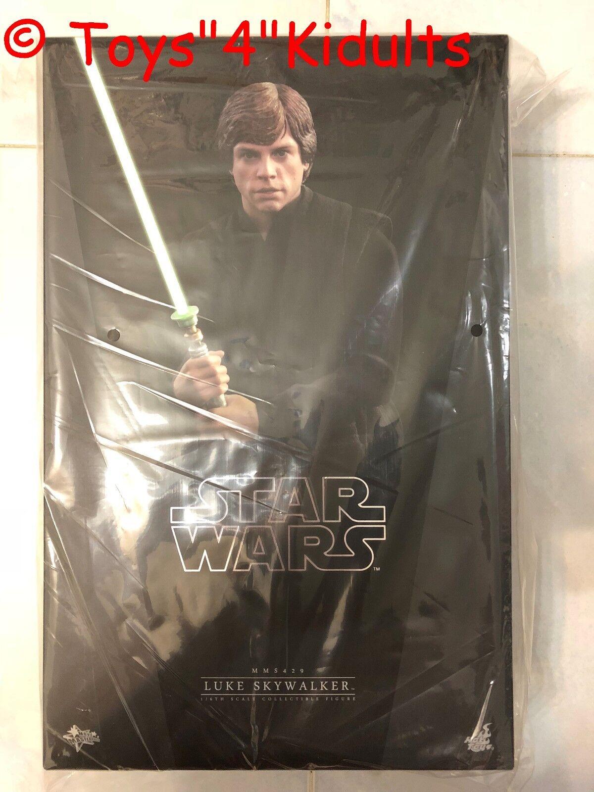 heta leksaker MMS 429 stjärnornas krig EP VI Returnering av Jedi Luke Skypromänader Mark Hamill