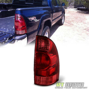 Image Is Loading For 2005 2008 Toyota Tacoma Pickup Tail Light