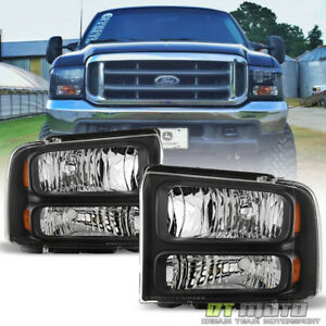 JP Auto Signal Light Lamp Compatible With Ford F150 F250 F350 Super Duty Excursion 1980 1981 1982 1983 1984 1985 1986 Driver Left Or Passenger Right Side