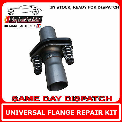 UNIVERSAL REPLACEMENT REPAIR FLANGE KIT FOR BACK BOX EXHAUST